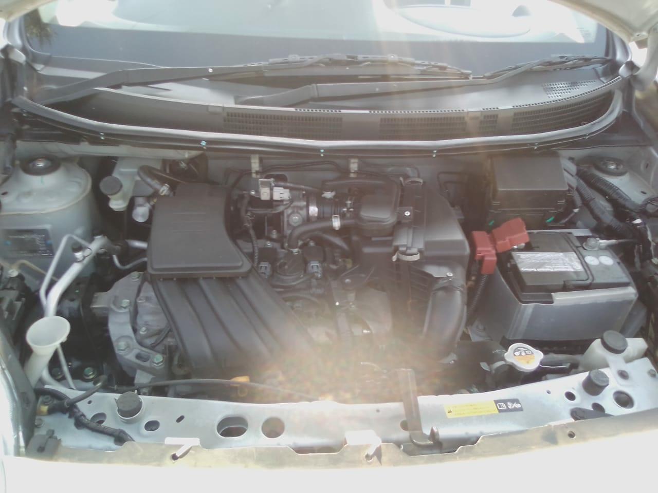 2015 Nissan Micra 1.2 Visia