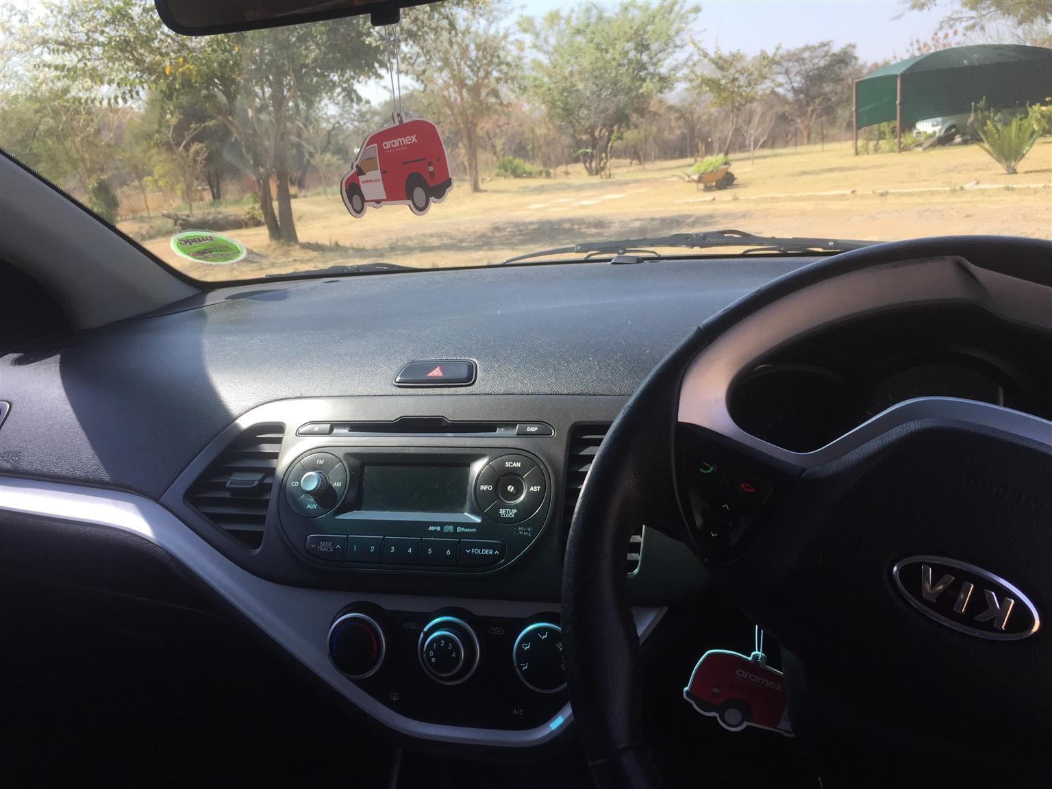 2013 Kia Picanto 1.0 LS