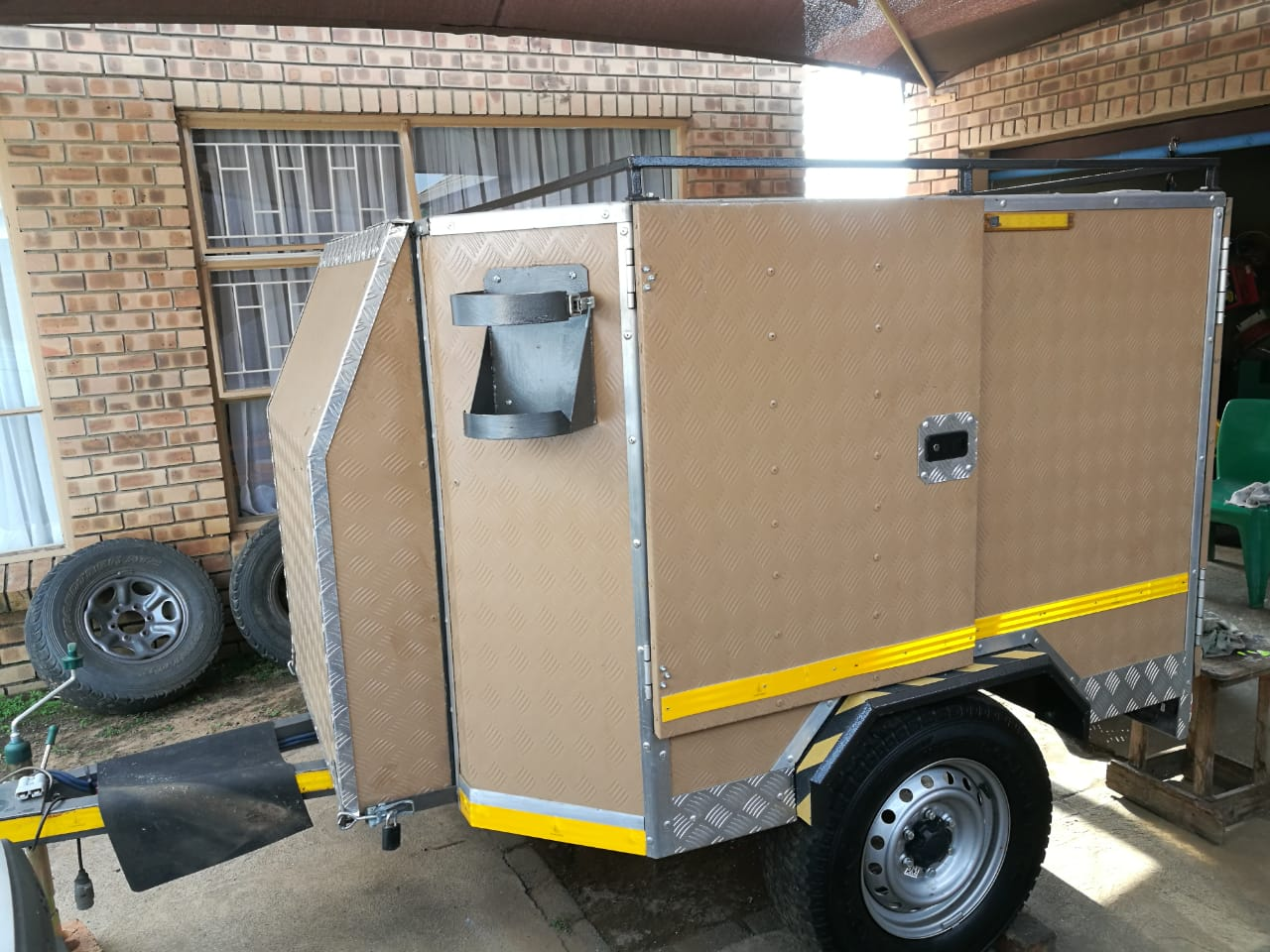 CAMPING TAILER FOR SALE