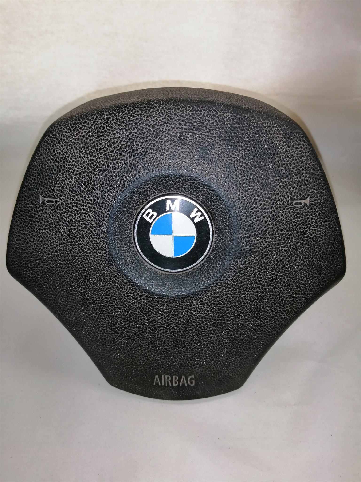 BMW E 90 STEERING AIRBAG NON-MOTOR SPORT SECOND HAND