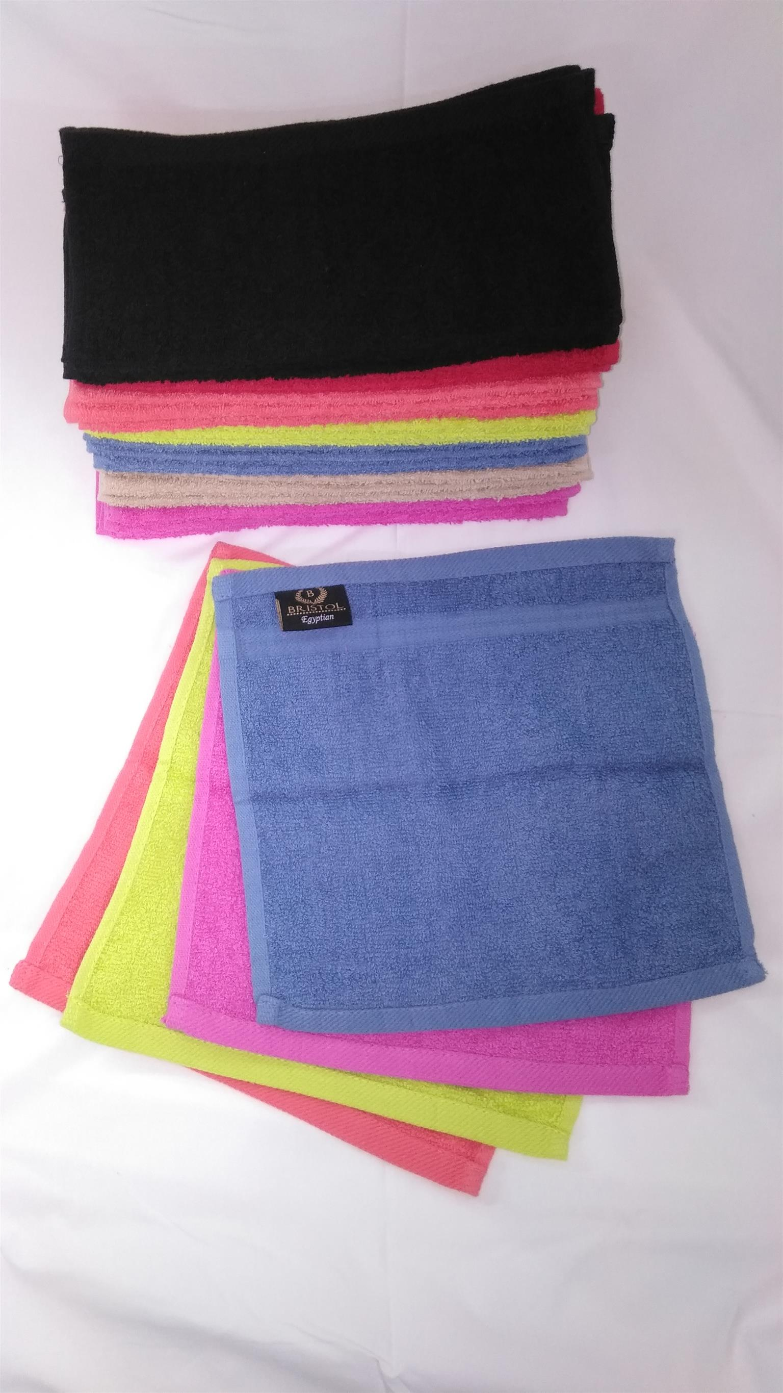 Egyptian Bathroom Towels