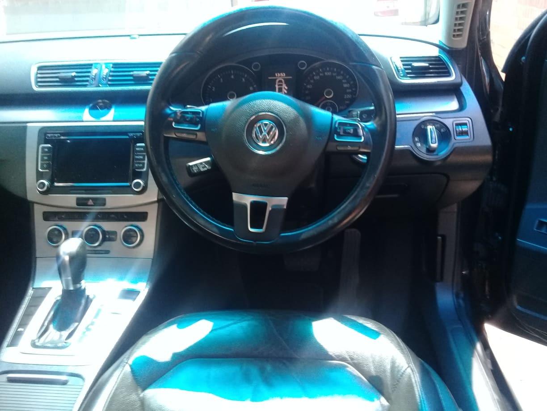2014 VW Passat 2.0TSI R Line auto
