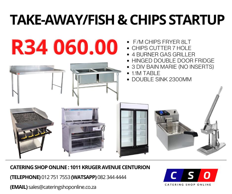 Take-Away/Fish & Chips Startup