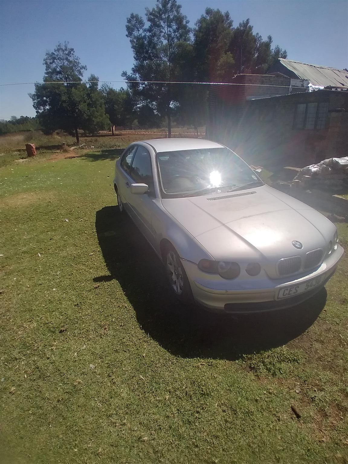 2002 bmw 318ti