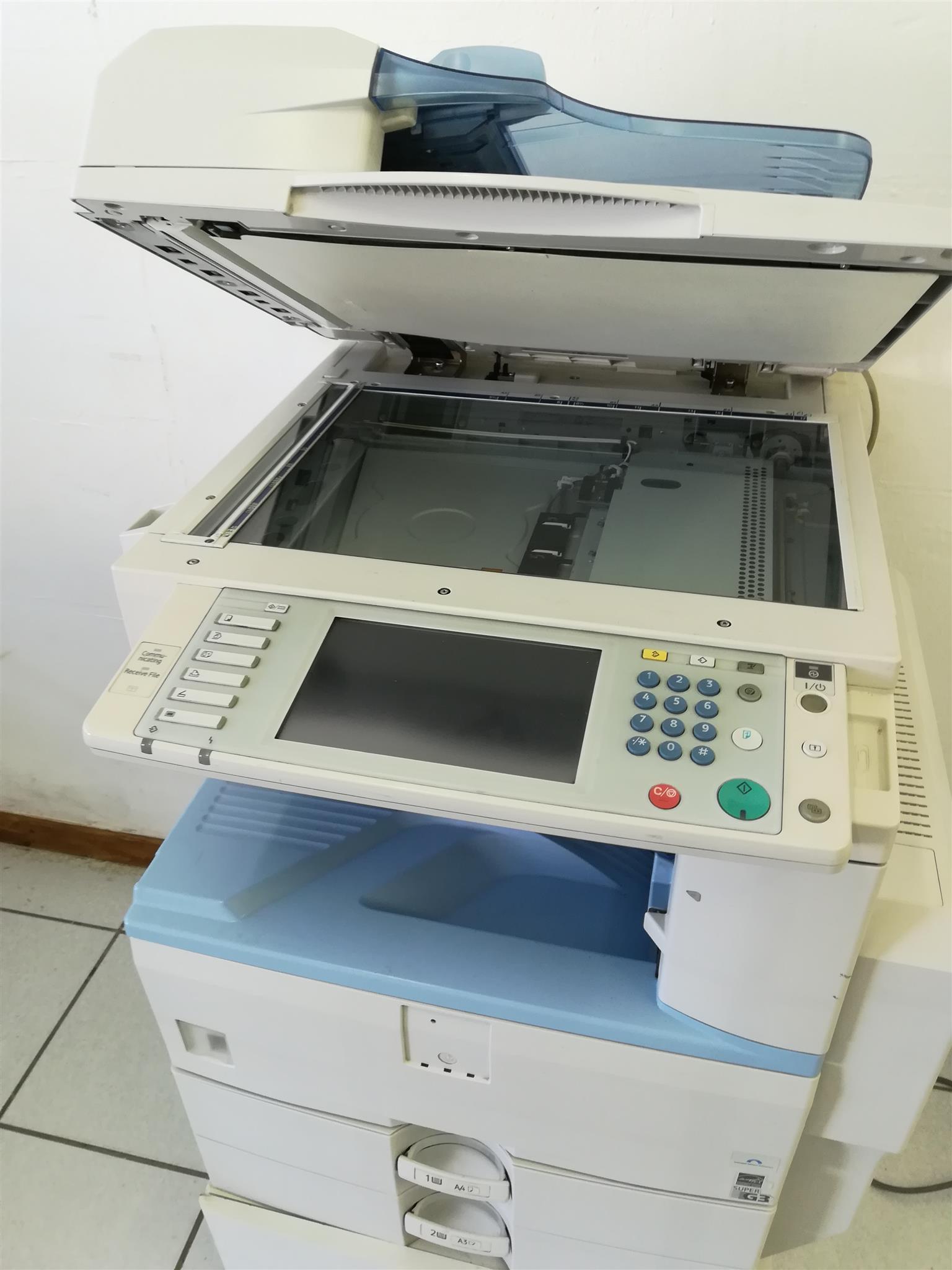 MP2851  Nashua Printer