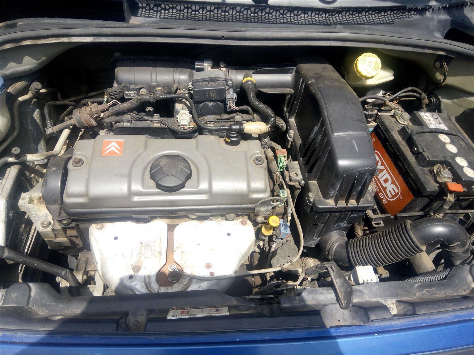 2004 Citroen C2 1.4 VTR