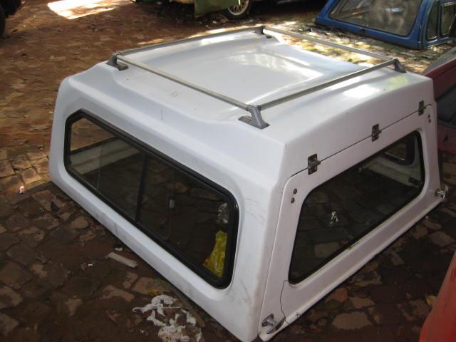Isuzu KB280 DC canopy, made by Streamline