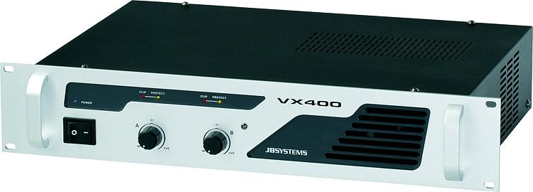 JB SYSTEMS AMPLIFIER VX 400
