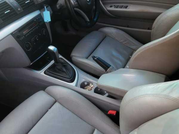 2008 BMW 1 Series 125i convertible