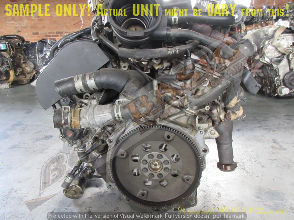 MAZDA MPV -GY 2.5L V6 EFI Engine