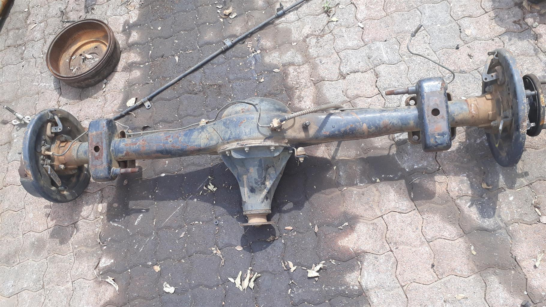 H100 BAKKIE DIFF FOR SALE