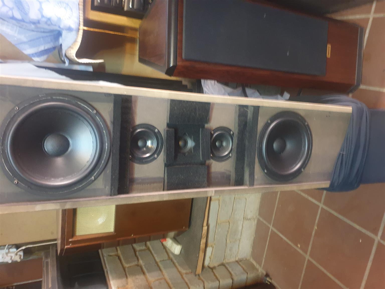 DUNTECH BARON D300 LOUDSPEAKERS
