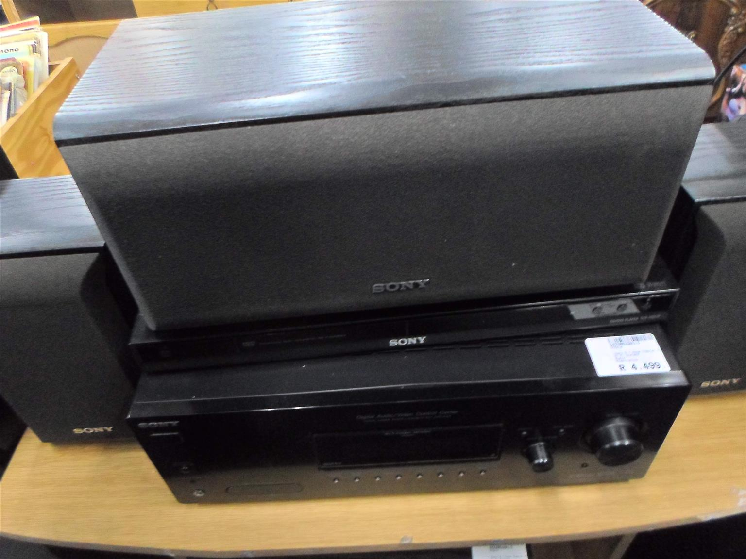 5.1Ch Sony Home Theater System
