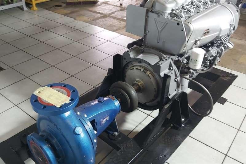Deutz Water Pump Irrigation