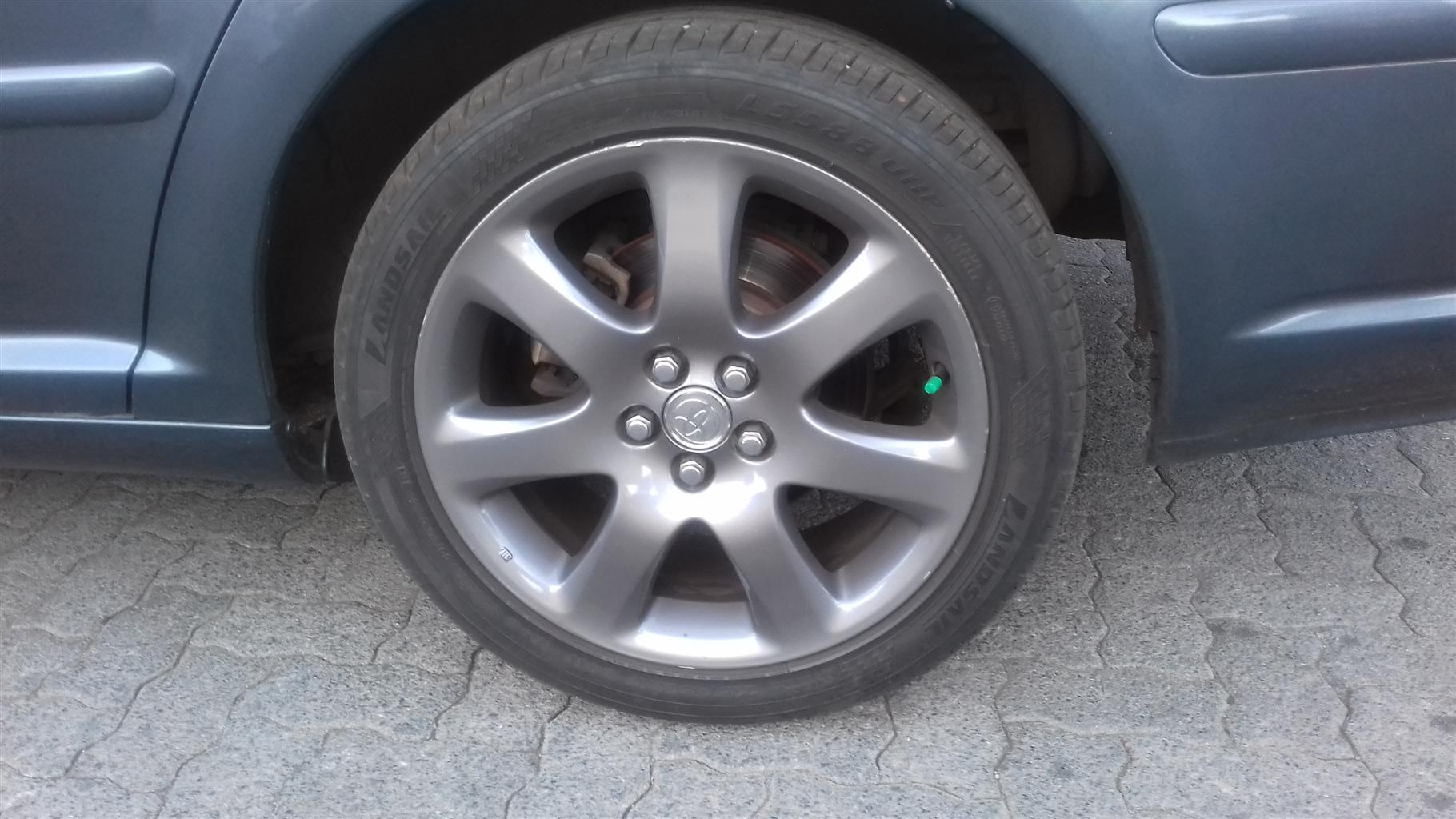 2008 Toyota Avensis 2.0 Advanced