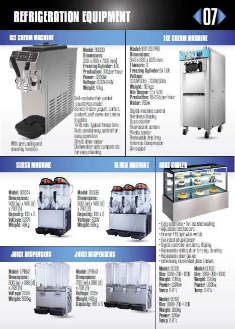 Global Commercial Catalogue