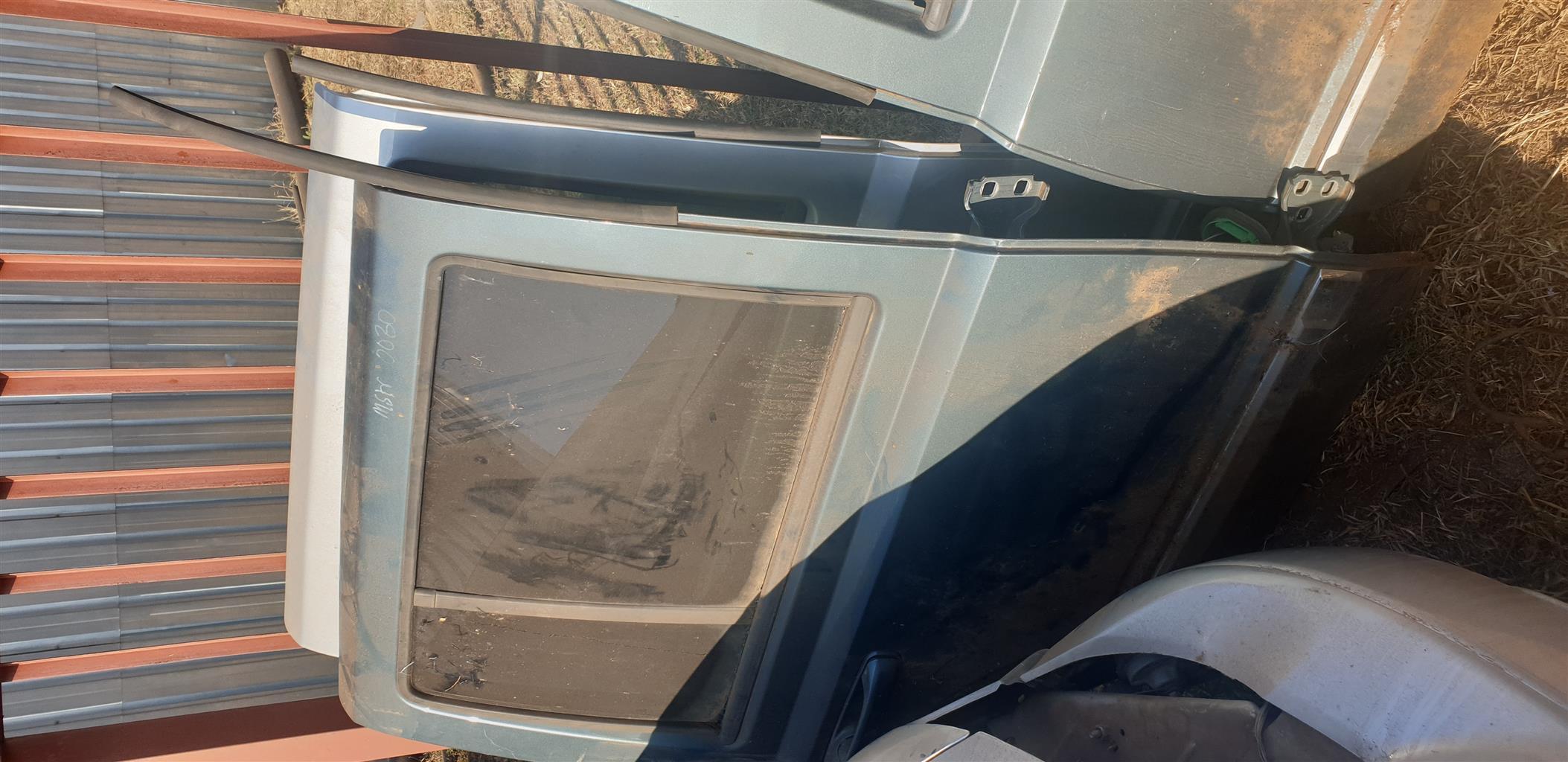 Jeep Commander Rear Doors