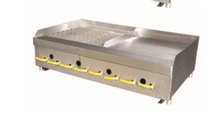 6 BURNER TABLE MODEL GRILLER COMBINATION(930x580x360mm)-6BCOM
