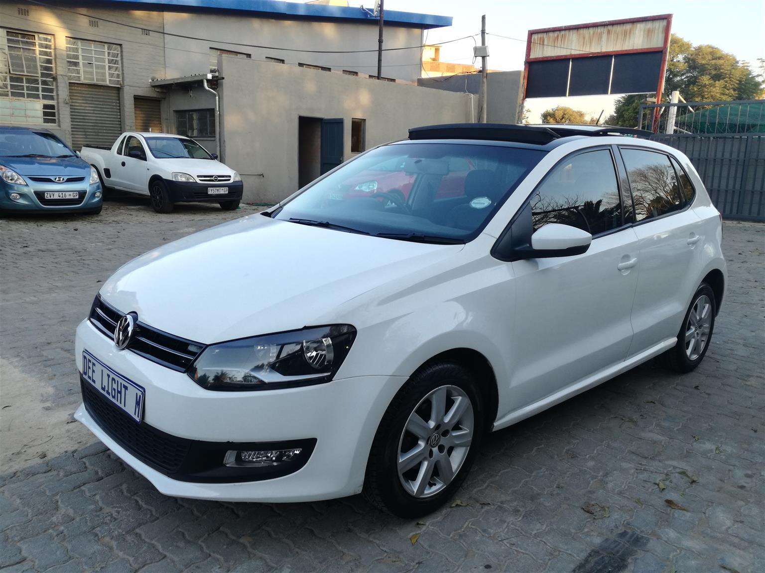 Nieuw 2012 VW Polo 1.6 Comfortline | Junk Mail SJ-41