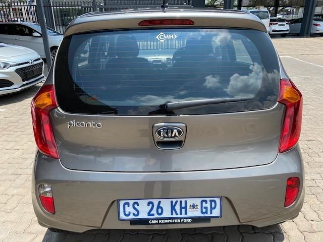 2013 Kia Picanto 1.2 EX