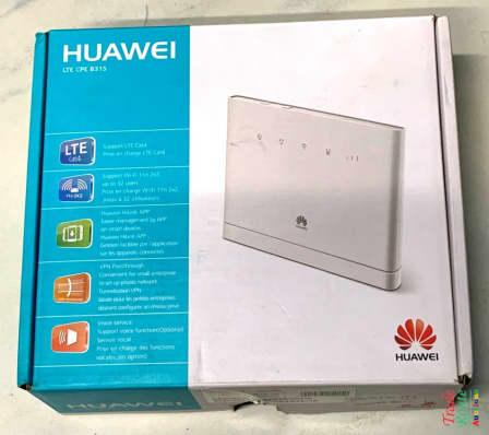 Huawei B315 Modem