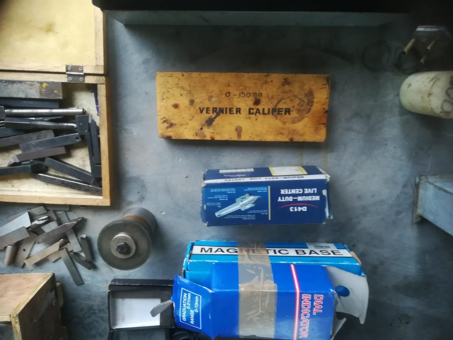 Lathe/Tig welder