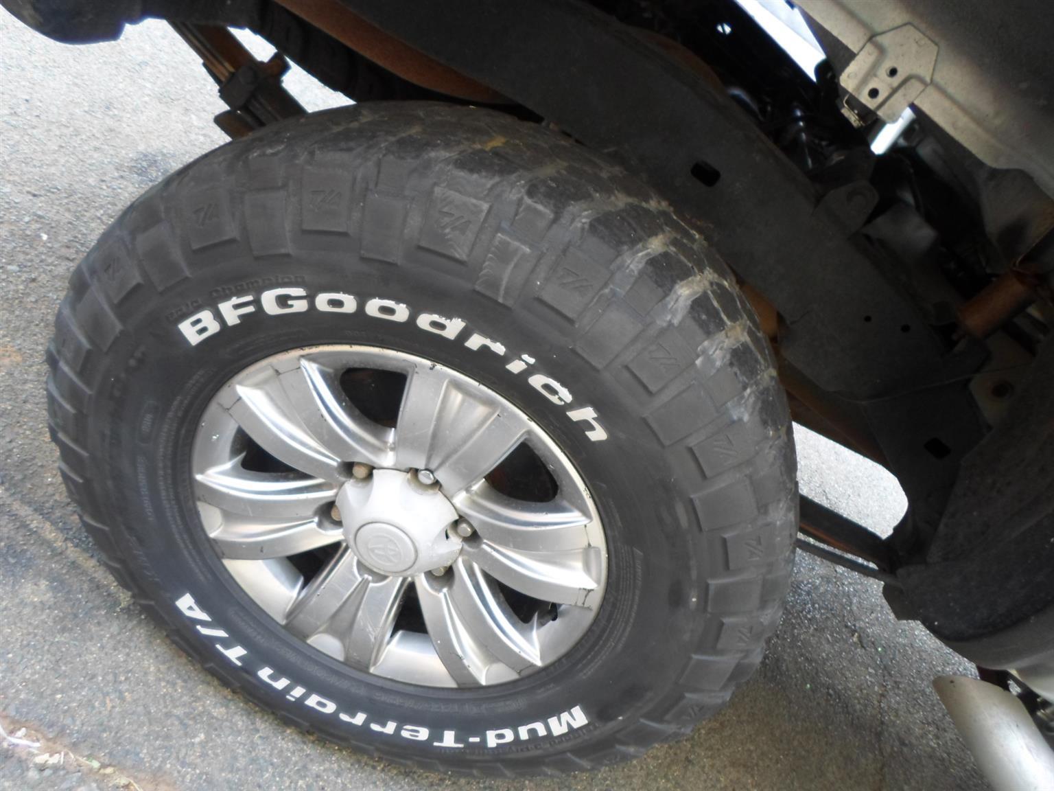 2010 Toyota Hilux double cab HILUX 2.4 GD 6 SRX 4X4 P/U D/C