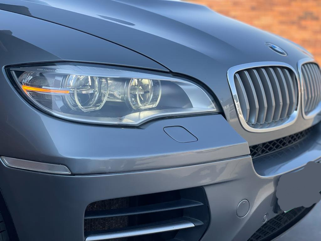 2012 BMW X6M50d