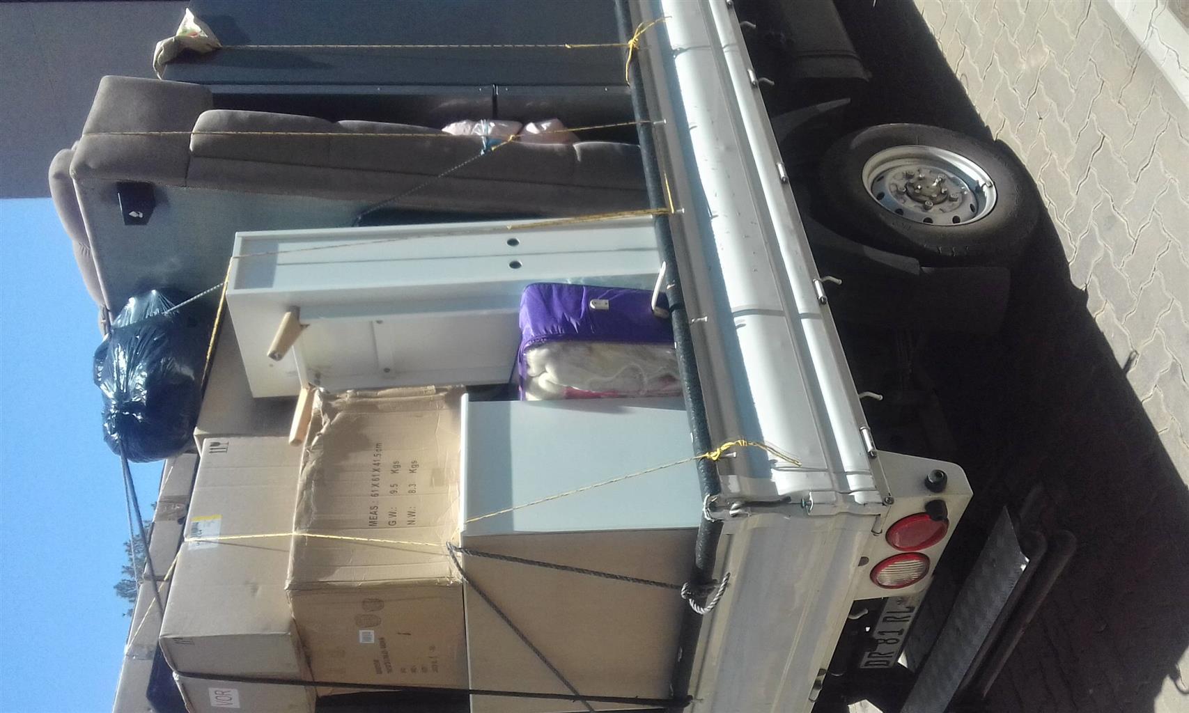 Furniture Removals Centurion Junk Mail