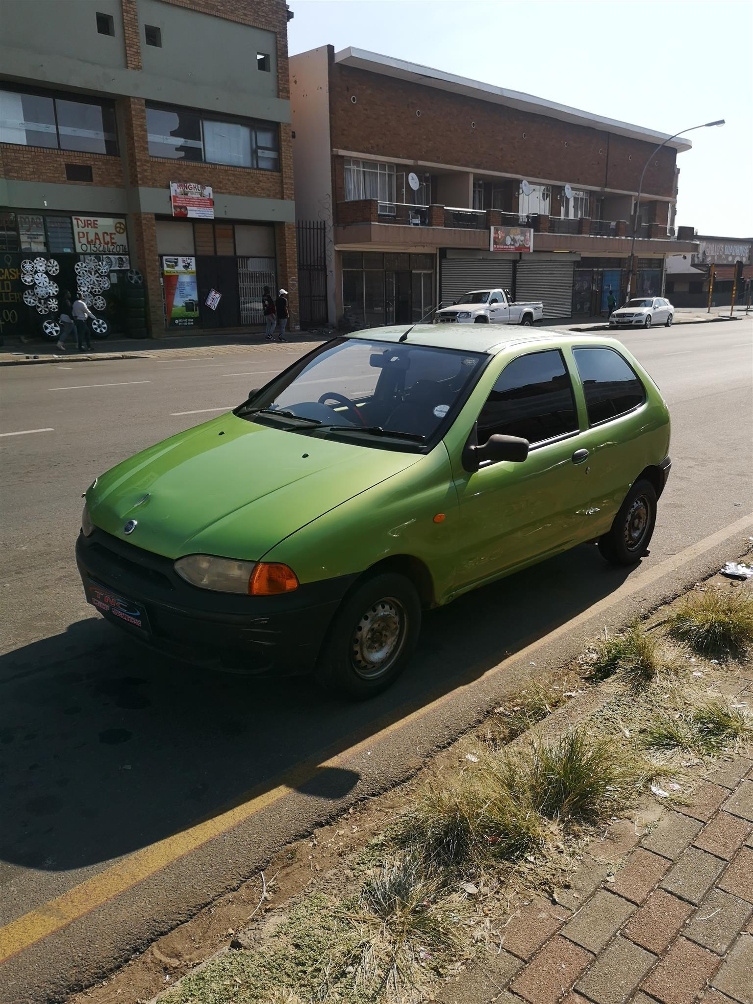 2002 Fiat Palio 1.2 3 door Go!