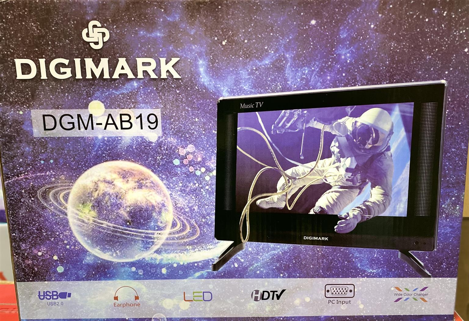 19 inch DIGIMARK tvs