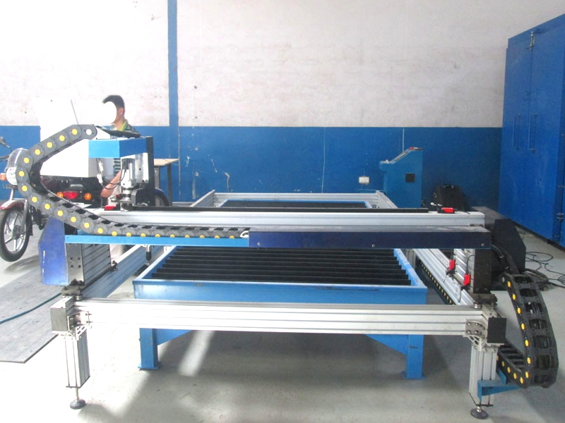 P-1325TA MetalWise Standard CNC Plasma Cutting Table 1300x2500mm, Stepper Motors, Arc