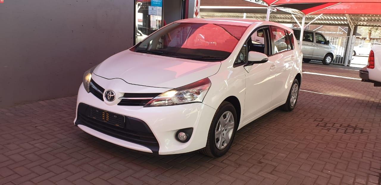 2013 Toyota Verso 1.6 S
