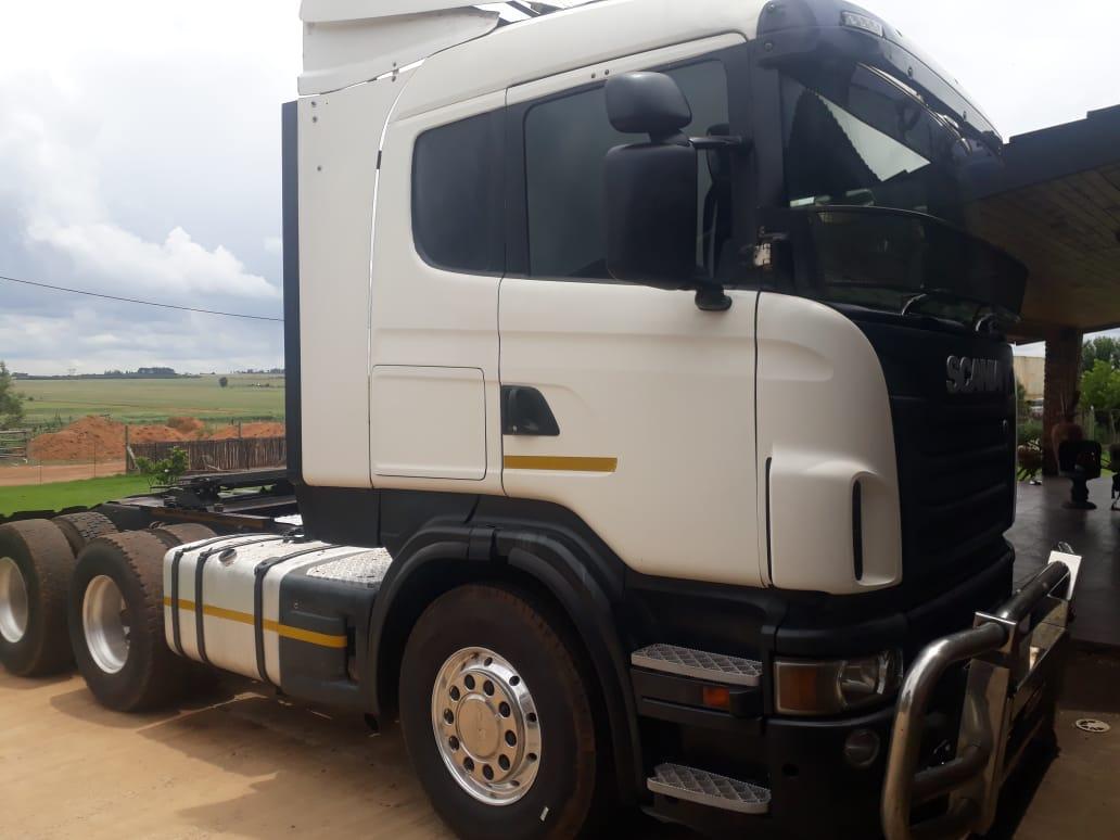 Scania R460 2013