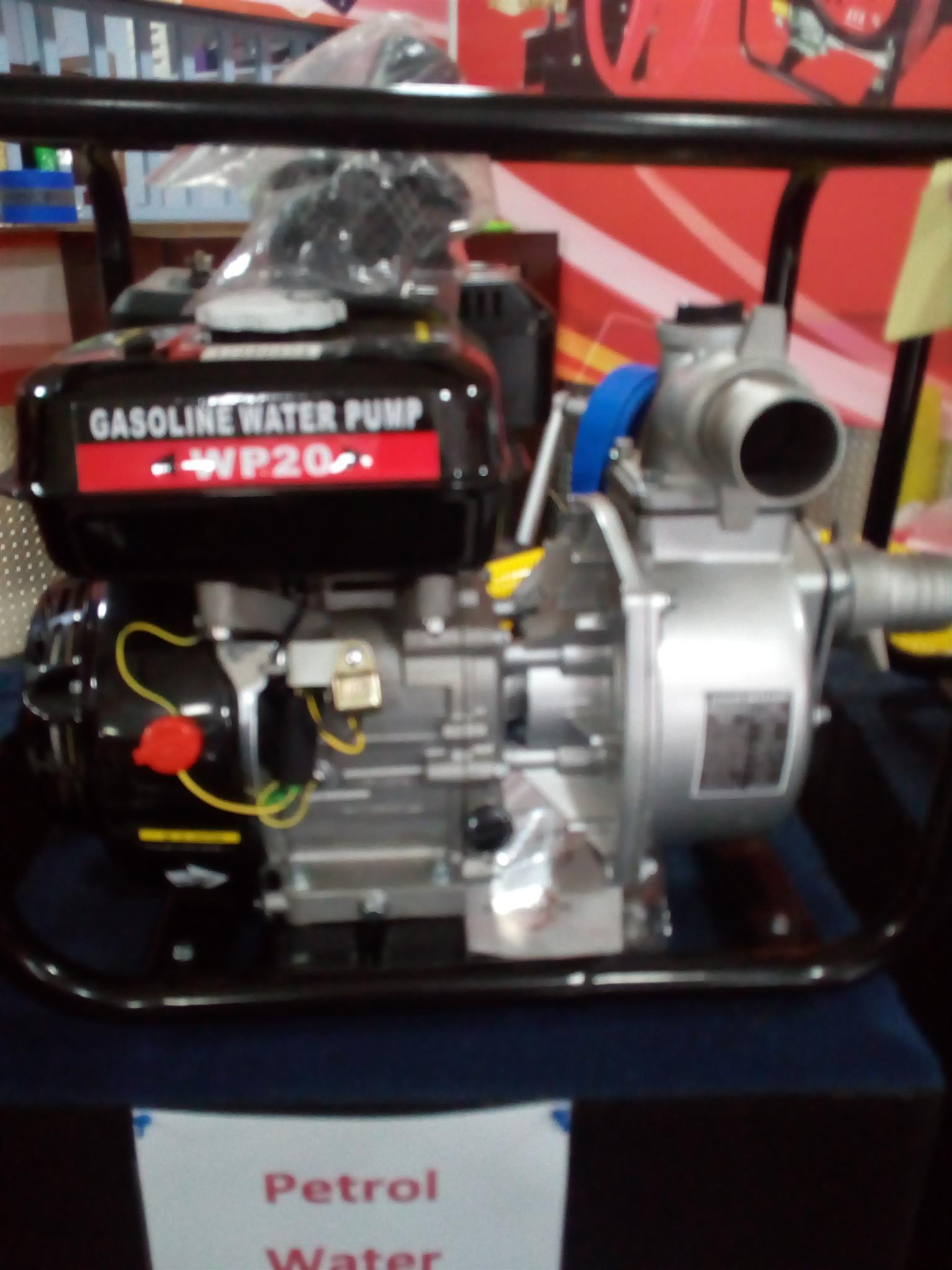 Magnum petrol water pump 2 inch