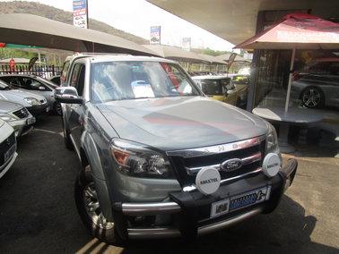 2010 Ford Ranger 3.0TDCi double cab 4x4 Wildtrak