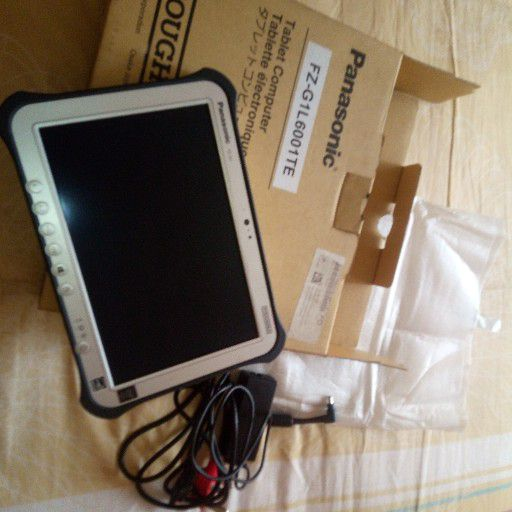 Brand new Panasonic Tough pad available for sale