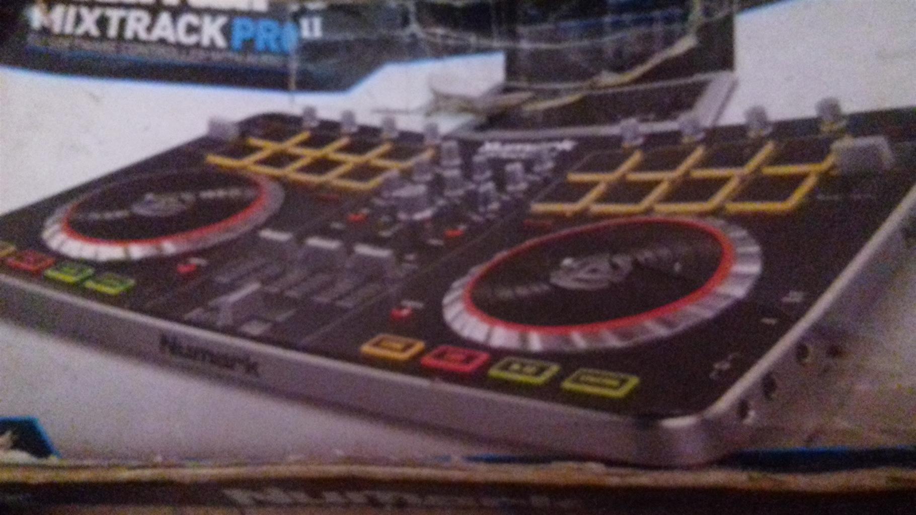 nu mark mix pro2