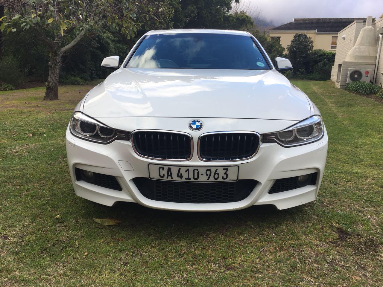 2012 BMW 3 Series 328i