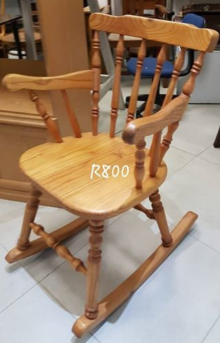 Wooden Rocking Chair For Sale Junk Mail