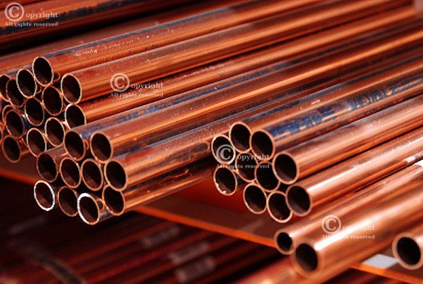 Pipes - COPPER TUBE