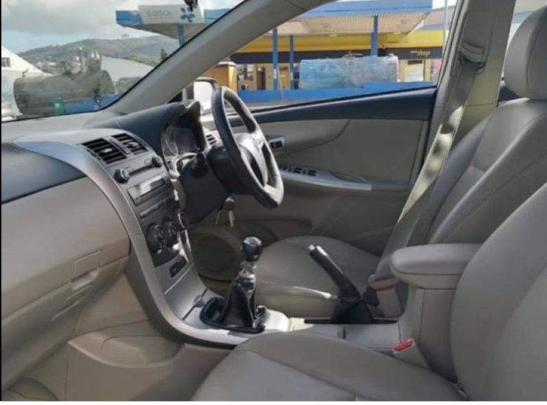 2012 Toyota Corolla 1.6 Advanced Heritage Edition