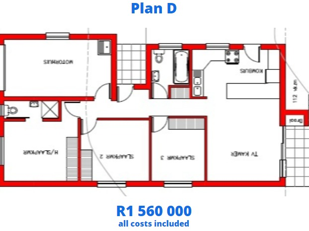 House For Sale in Groot Brakrivier Central