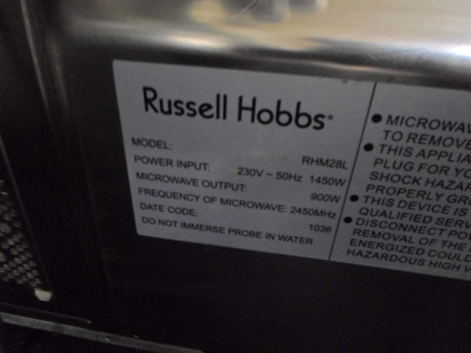 Russel Hobbs 28L Microwave