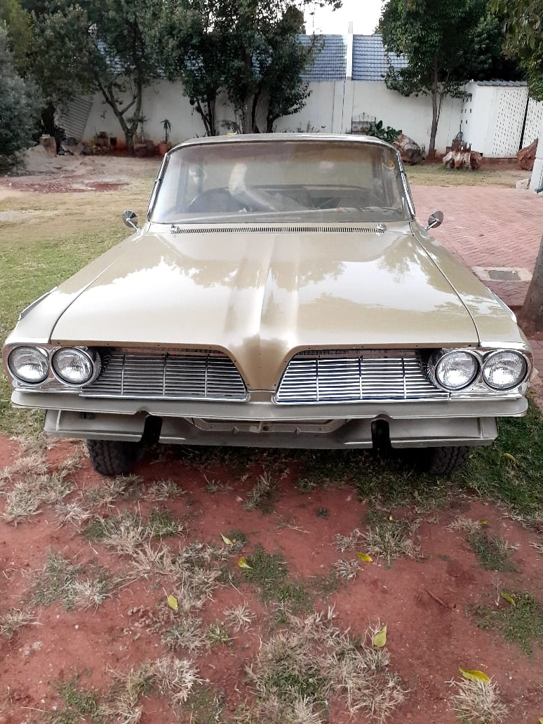Pontiac Strato Chief - Incomplete Project Car