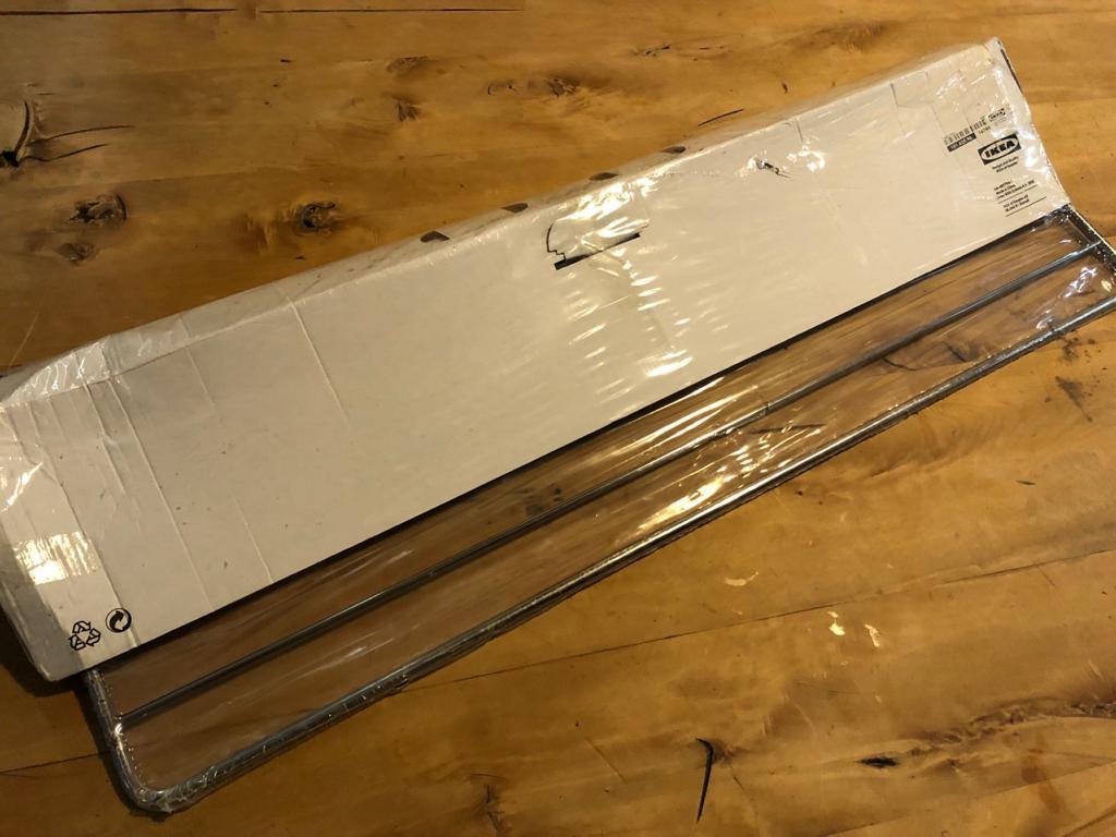 IKEA Severn Towel hanger / shelf - new and unused