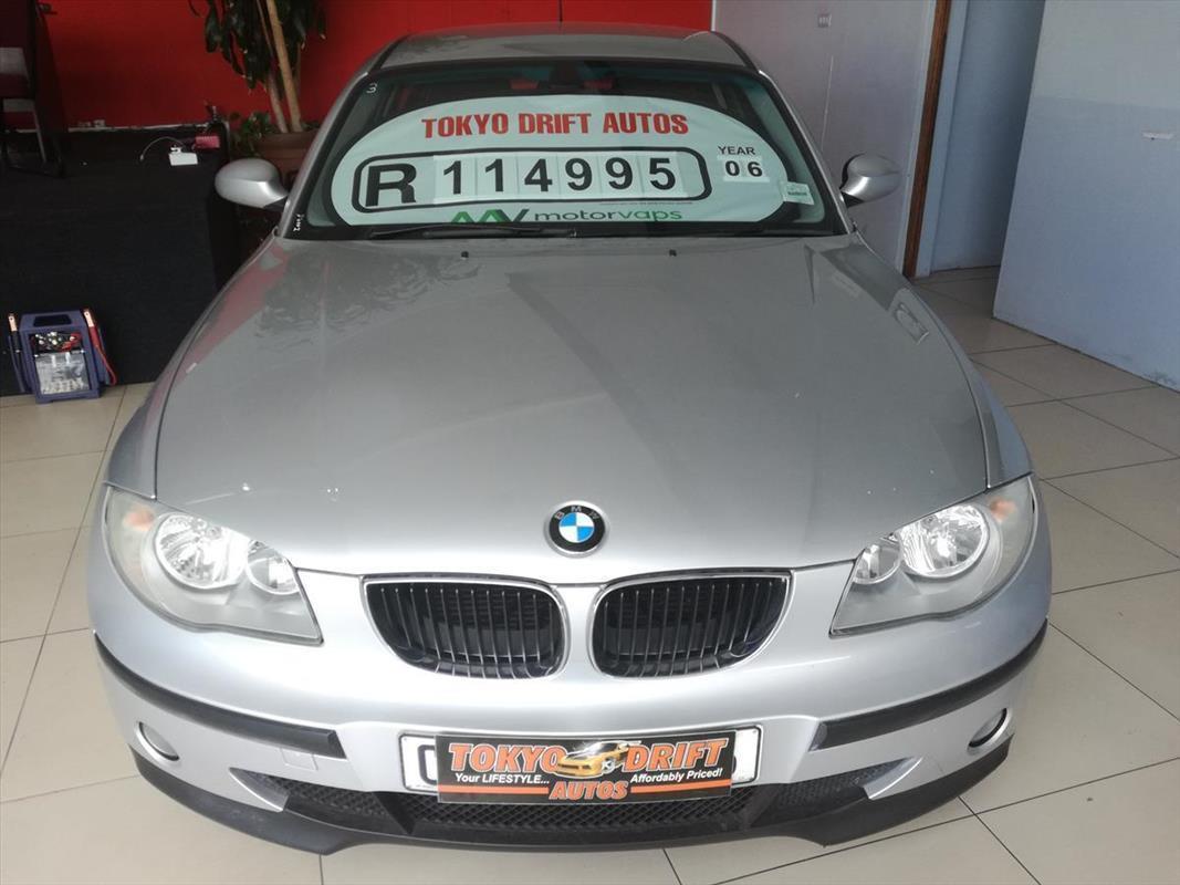 2006 BMW 1 Series 116i 3 door