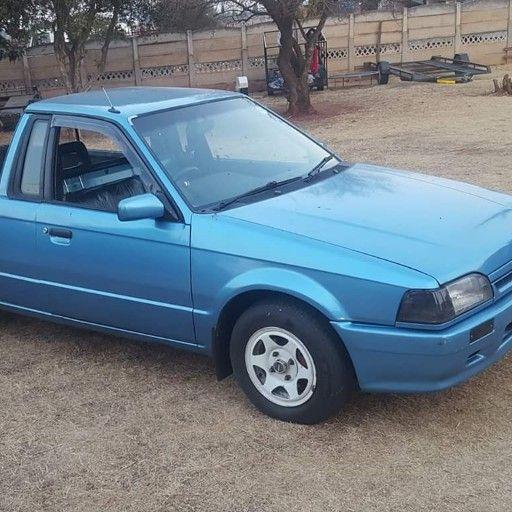 1995 Ford Bantam 1.4TDCi