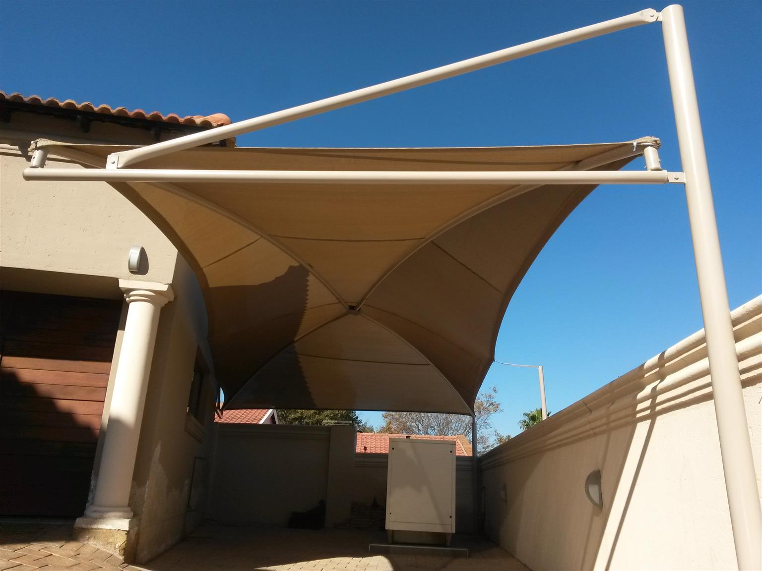 Shadeports Shade Nets Shade Cloth Car Awnings Carports