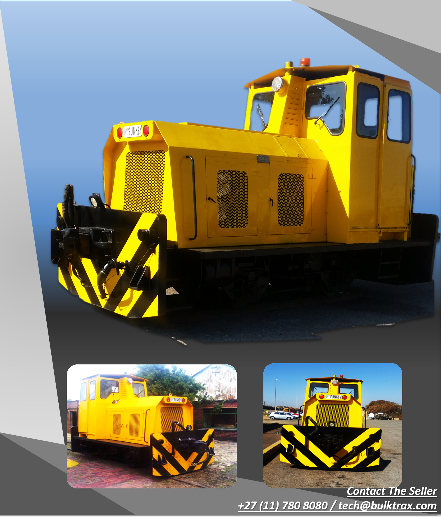Shunting Locomotive For Sale